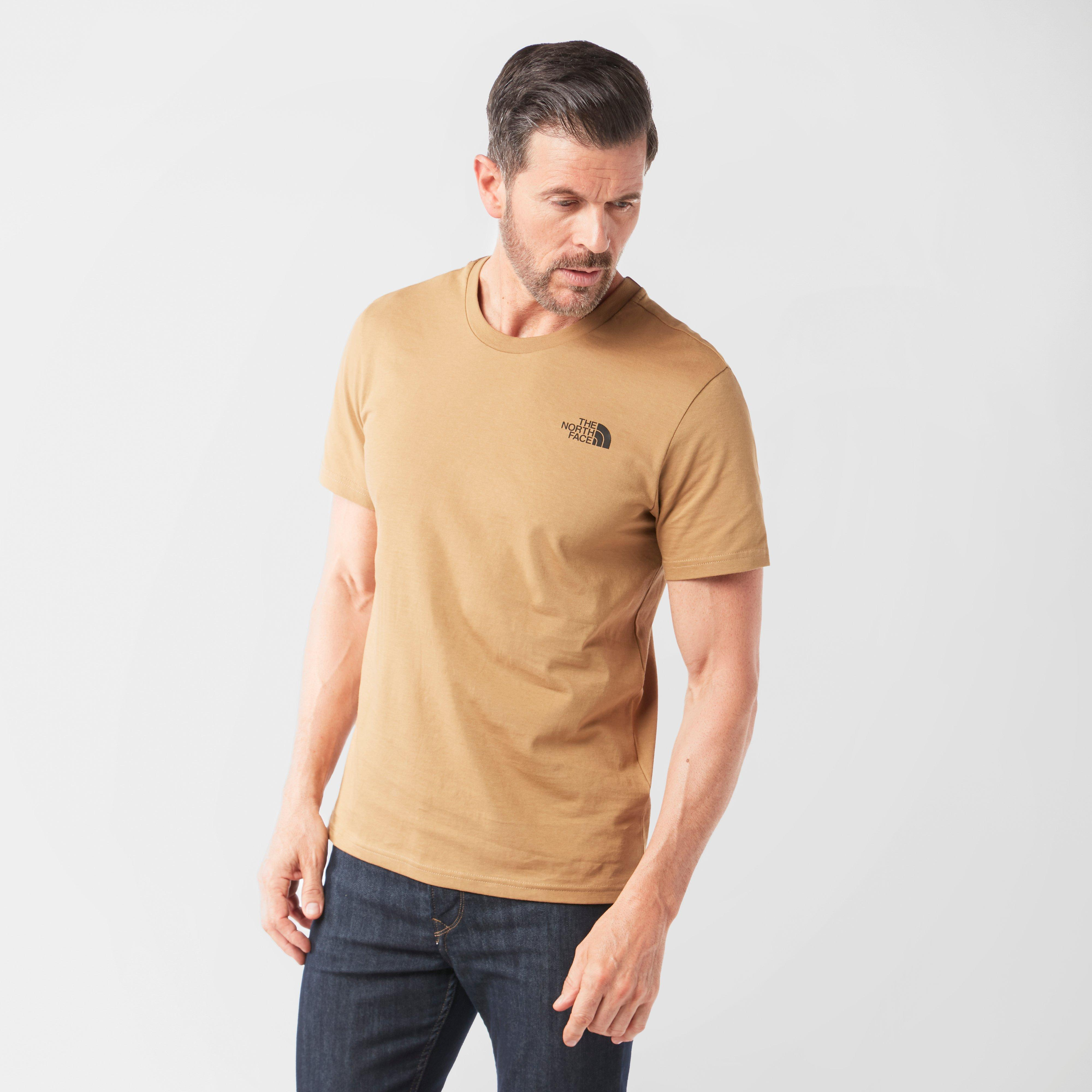 3aac54ee3 Men's Short Sleeve Simple Dome T-Shirt