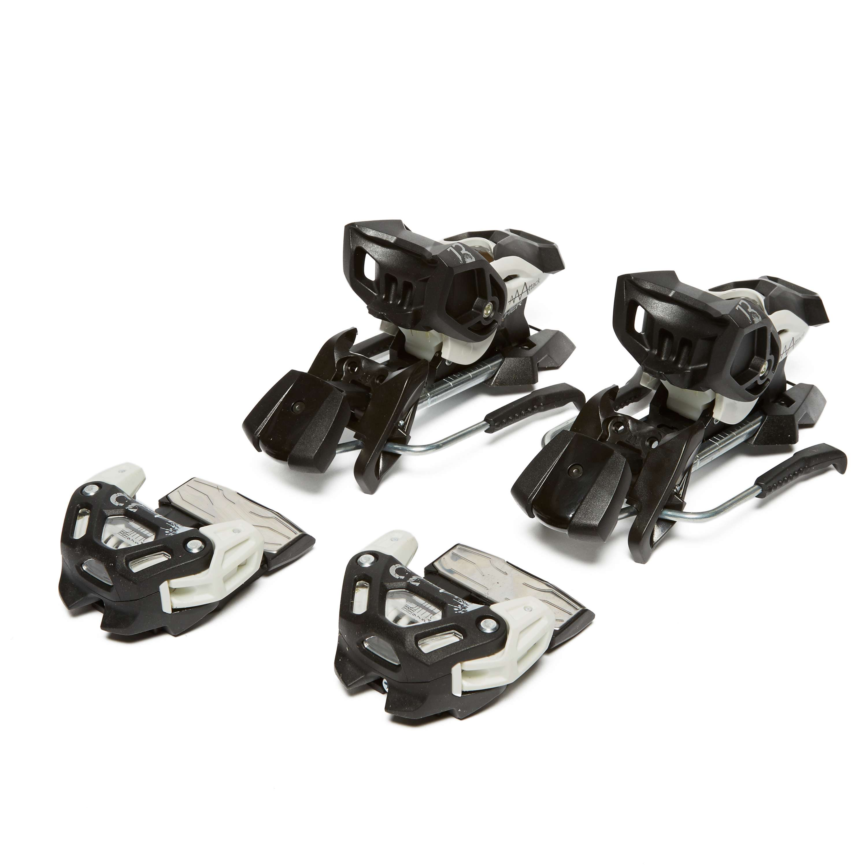 FISCHER SPORTS X11 & Attack 13 Bindings Brake Pro - 97mm
