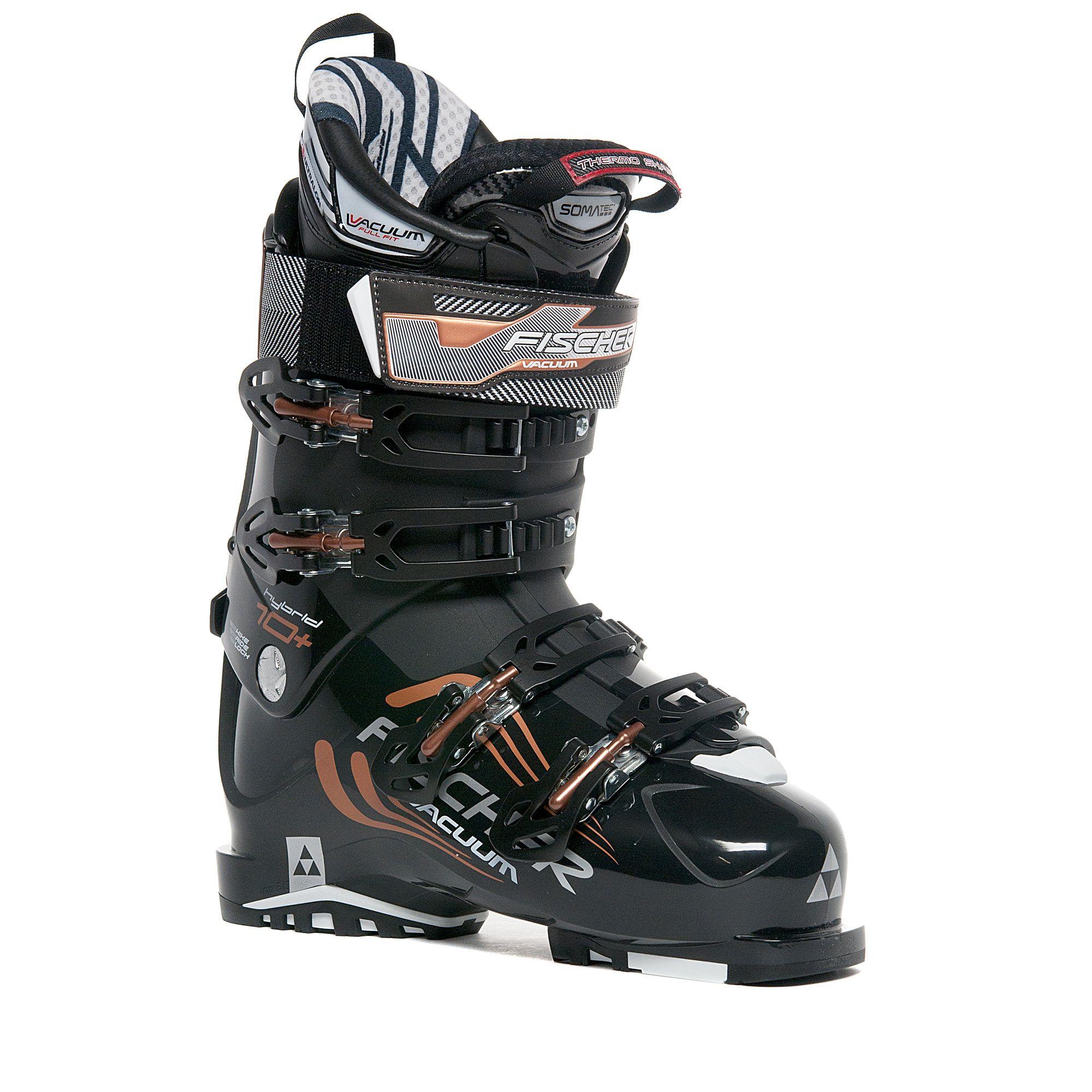 FISCHER SPORTS Women's Hybrid 10+ Vacuum Ski Boot