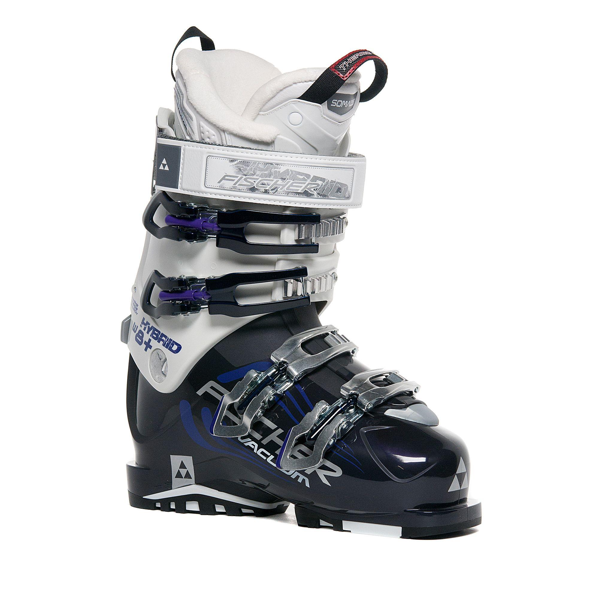 FISCHER SPORTS Women's Hybrid 8+ Vacuum Ski Boot