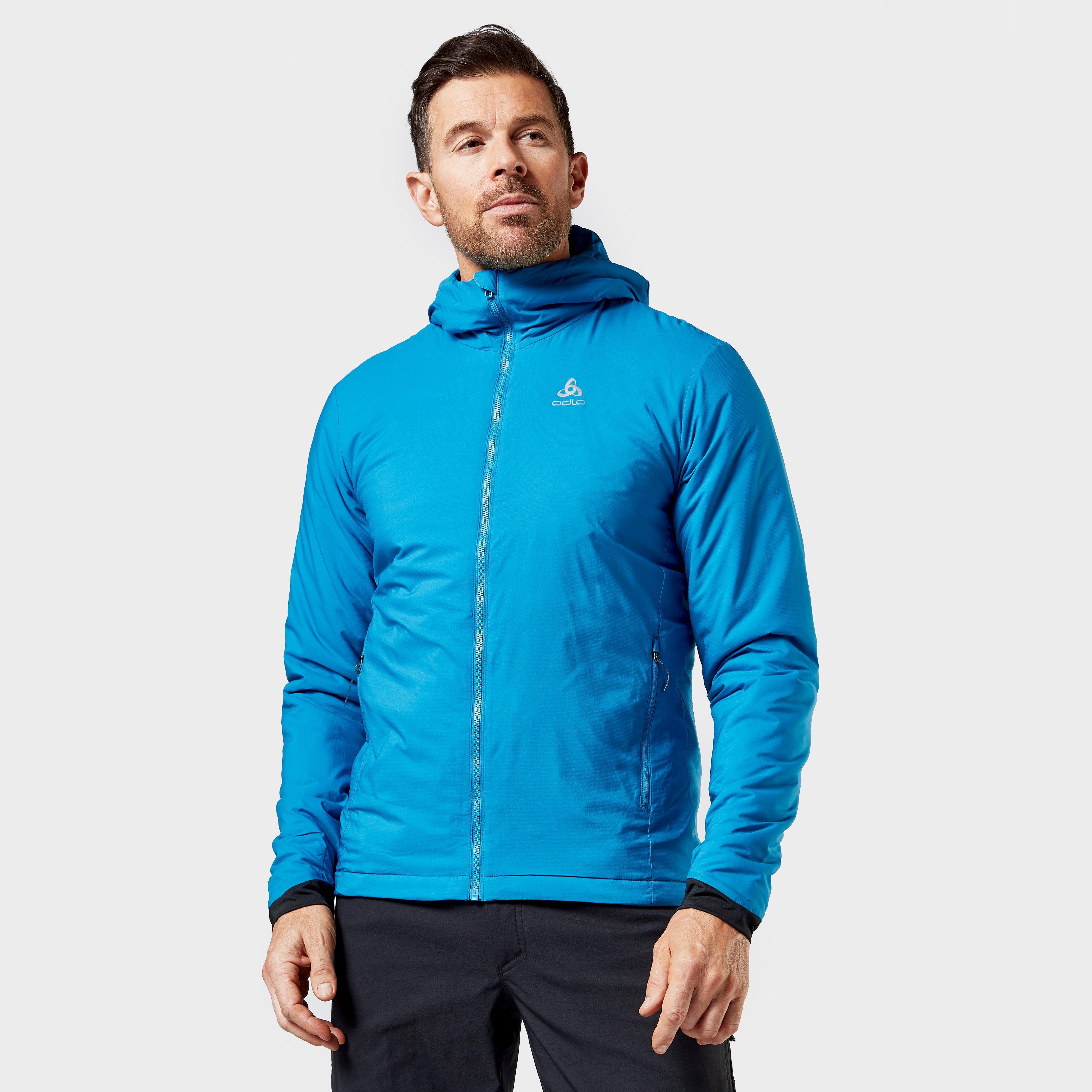 Odlo Odlo Mens FLI S-Thermic Insulated Jacket - Blue, Blue