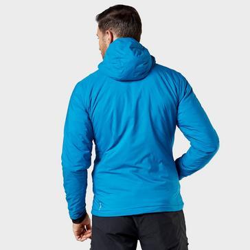 Blue Odlo Men's FLI S-Thermic Insulated Jacket