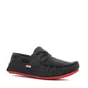 MOCKS Men's Canvas Boater Shoe
