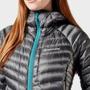 Grey MONTANE Women's Turbio Jacket image 6