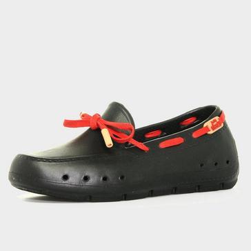 Black Mocks Girls' Sherbert Casual Shoe