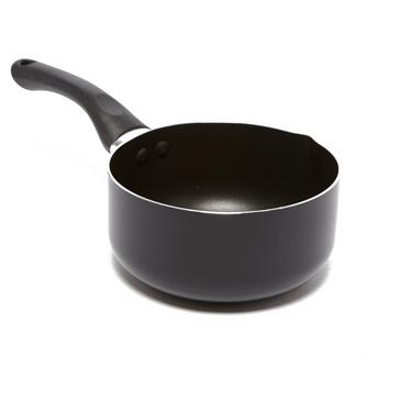 Black Eurohike Non-Stick 14cm Milk Pan