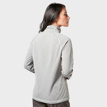 Dark Grey Craghoppers Women's Delacey Half-Zip Fleece
