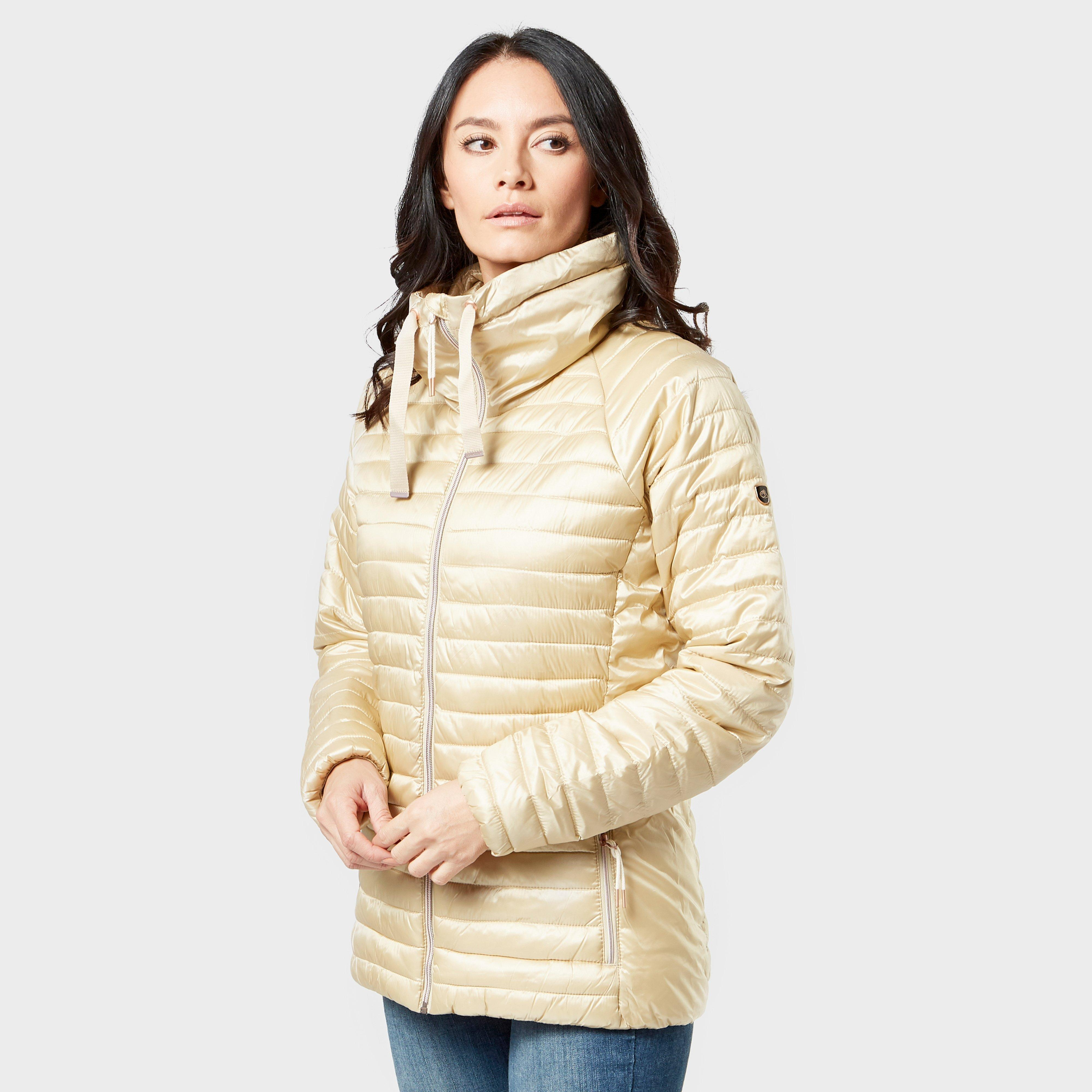 Craghoppers Craghoppers womens Greta Jacket - Gold, Gold