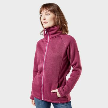 Pink Craghoppers Women's Kaley Fleece