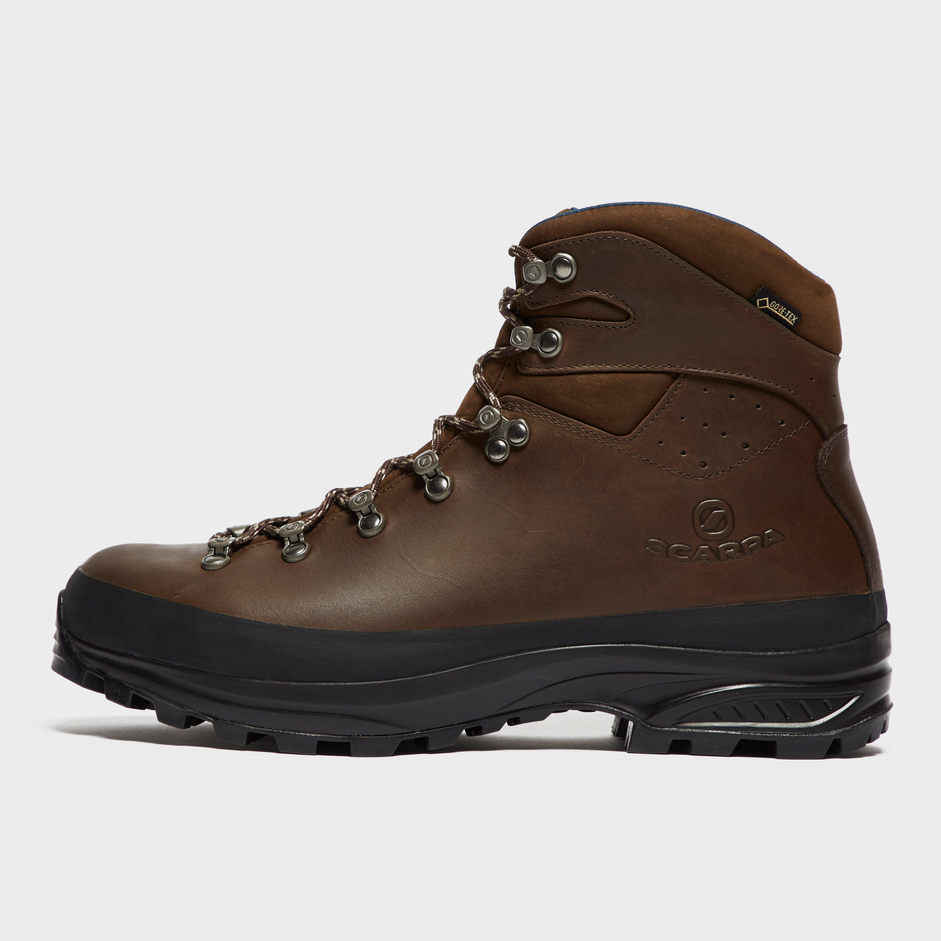 Scarpa Scarpa Mens Trek HV GORE-TEX Boots - Brown, Brown