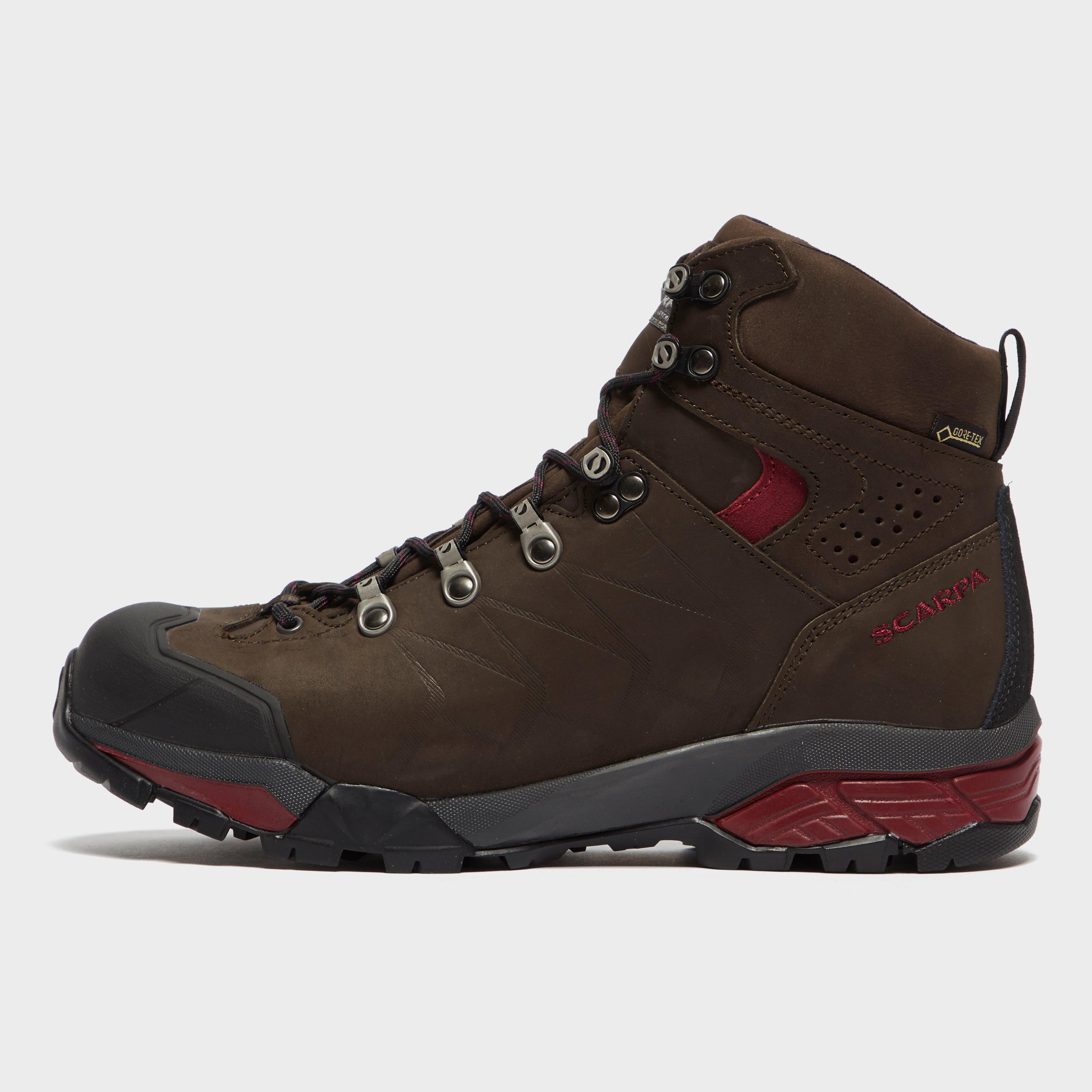 Scarpa Scarpa womens ZG Pro GORE-TEX Walking Boots - Brown, Brown