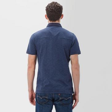 Blue Brasher Men's Robinson Polo Shirt