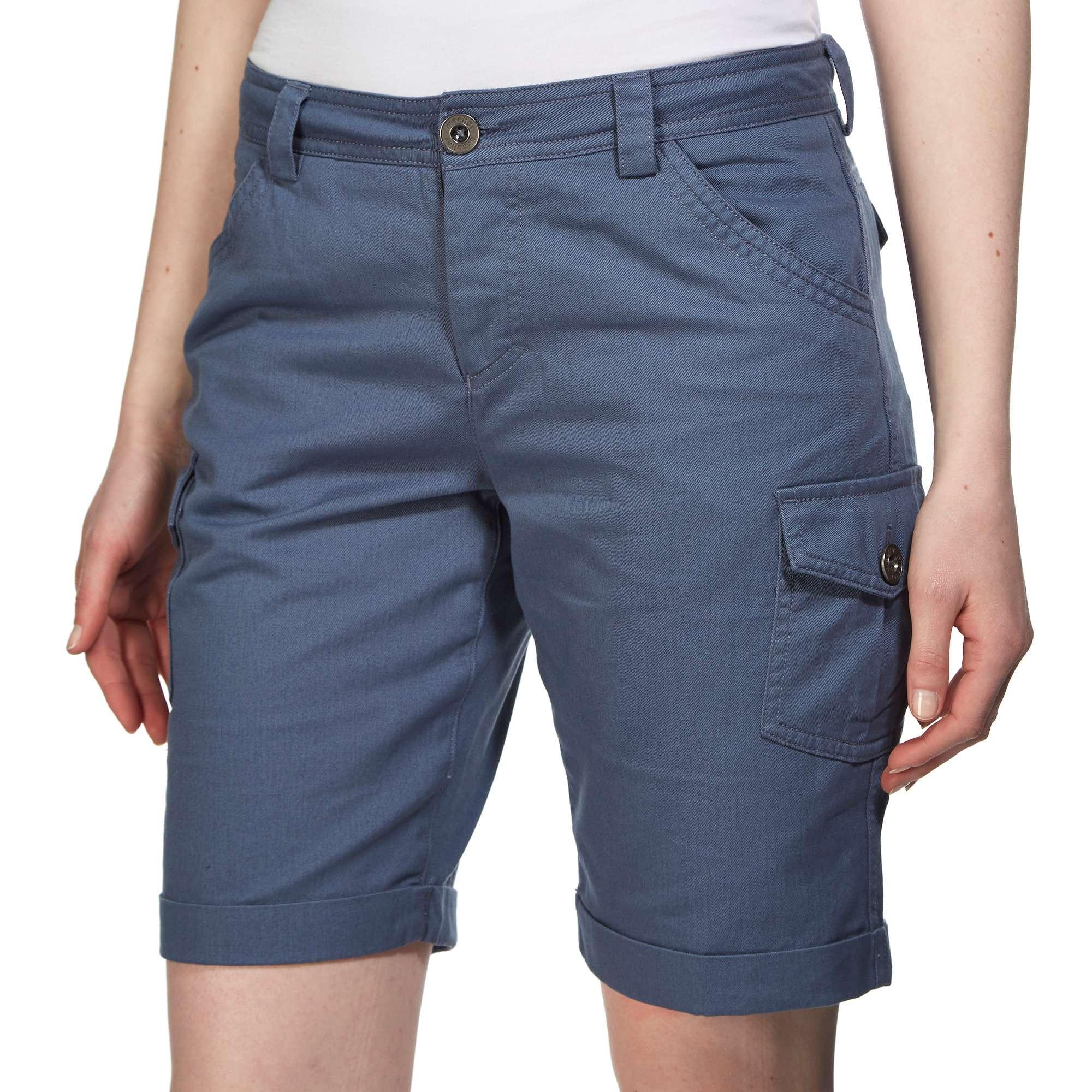 BRASHER Women's Crag Hill Cargo Shorts