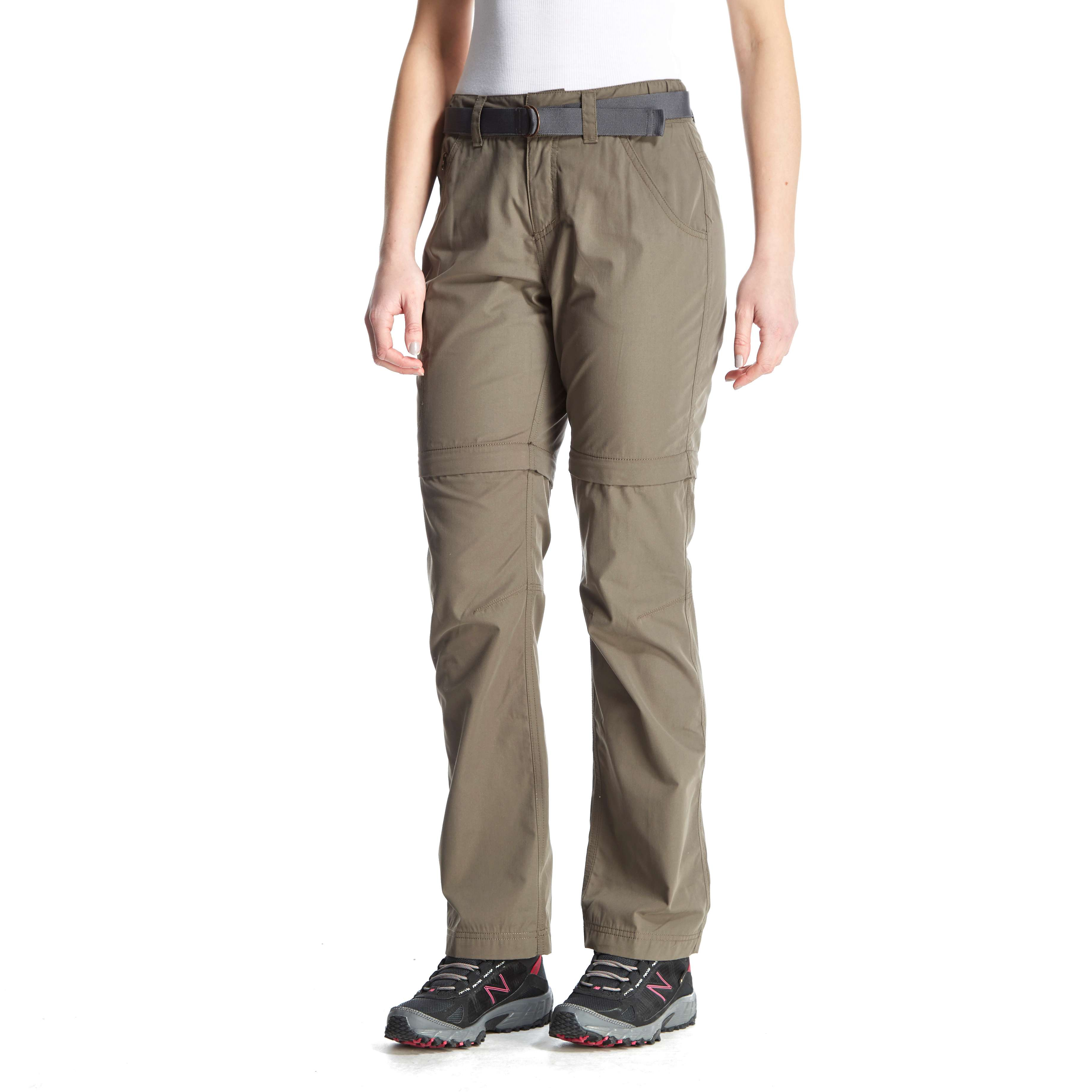 BRASHER Women's Grisedale Zip Off Pants