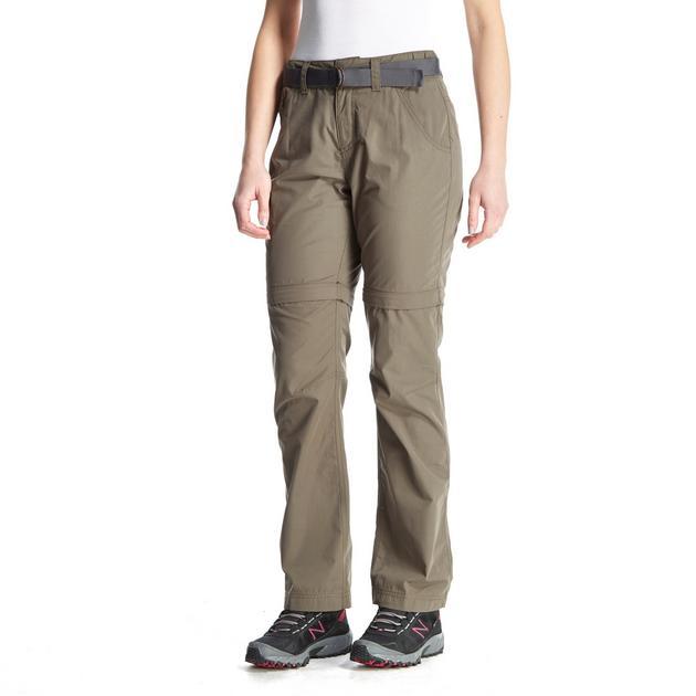 Women's Grisedale Zip Off Pants