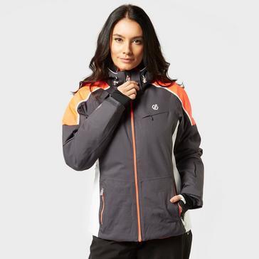 Grey|Grey Dare 2B Women's Inventor Jacket