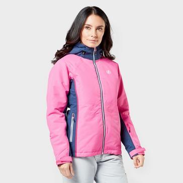 Pink Dare 2B Women's Thrive Jacket