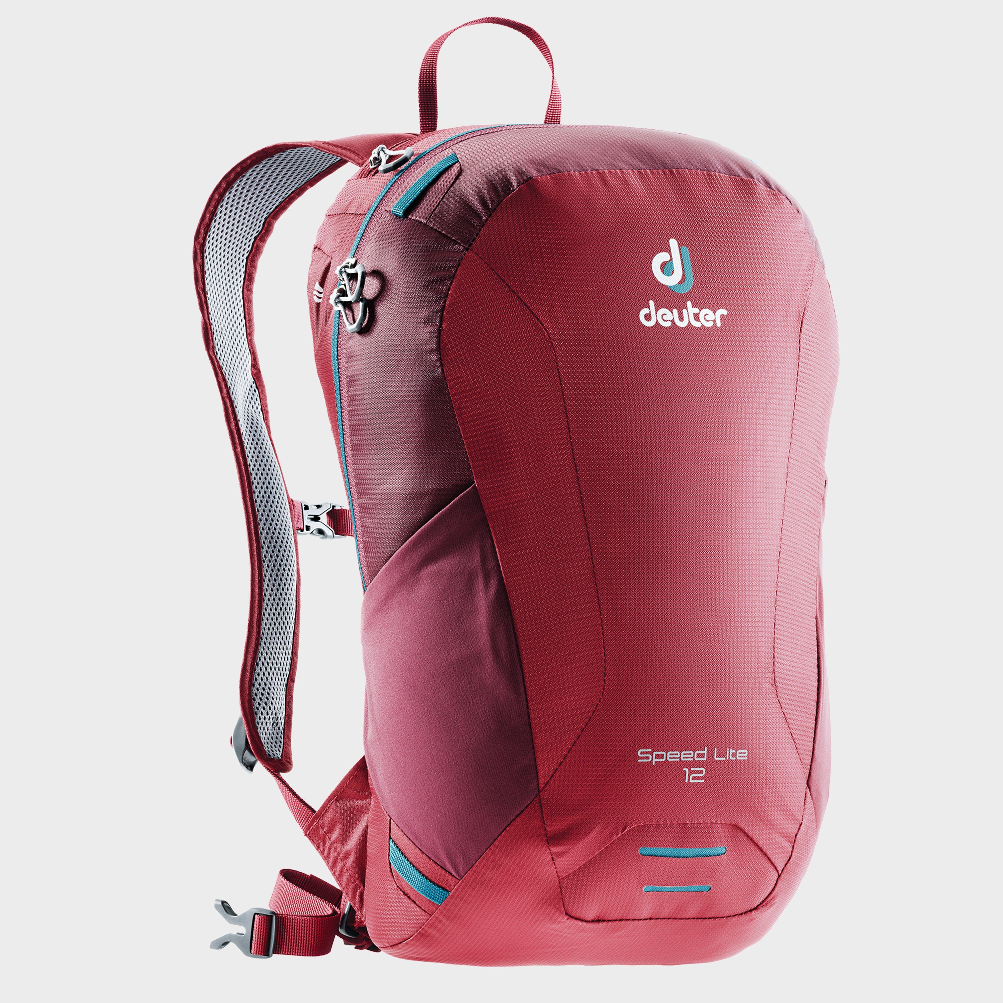 Deuter Deuter Speed Lite 12 Daypack - Red, Red