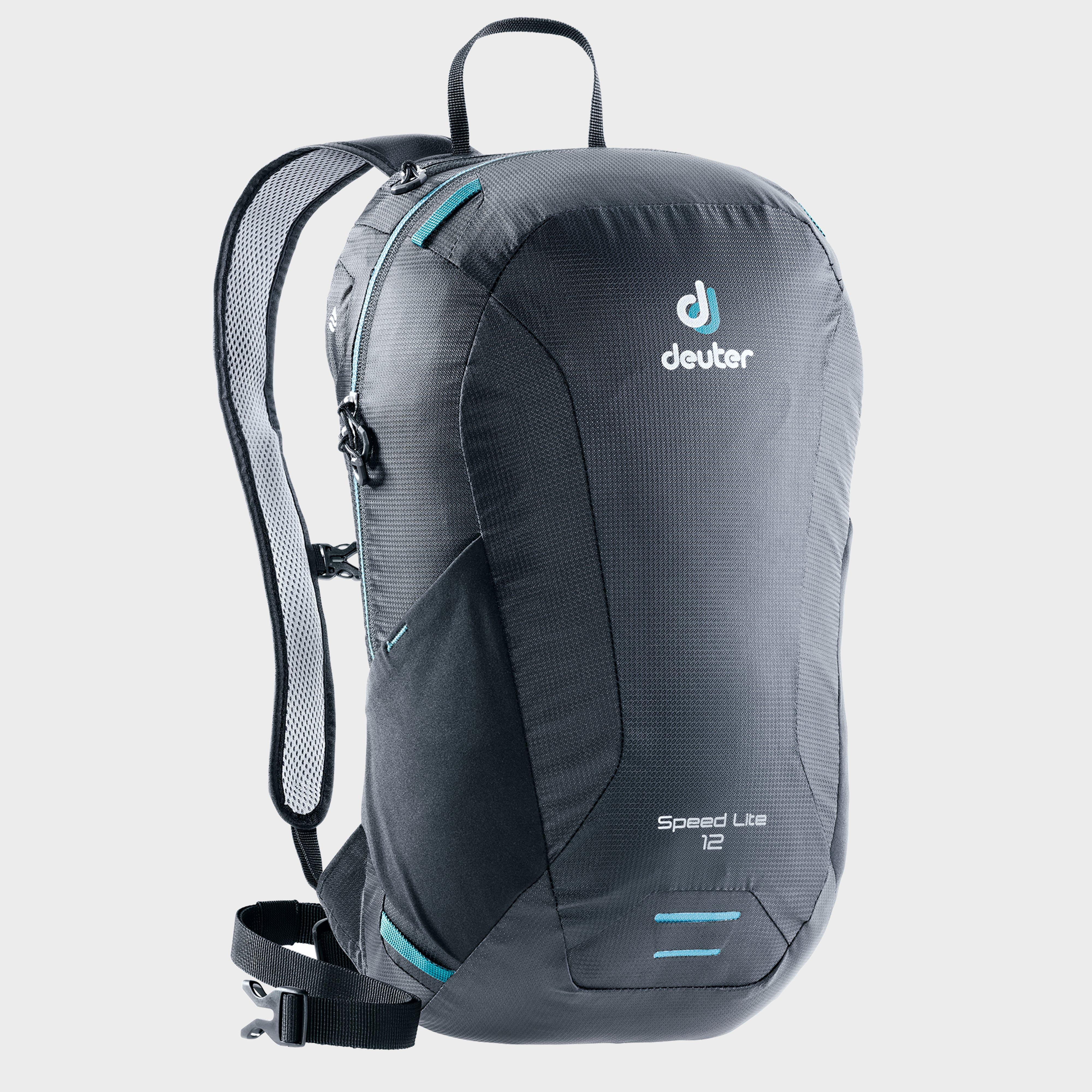 Deuter Deuter Speed Lite 12 Daypack - Black, Black