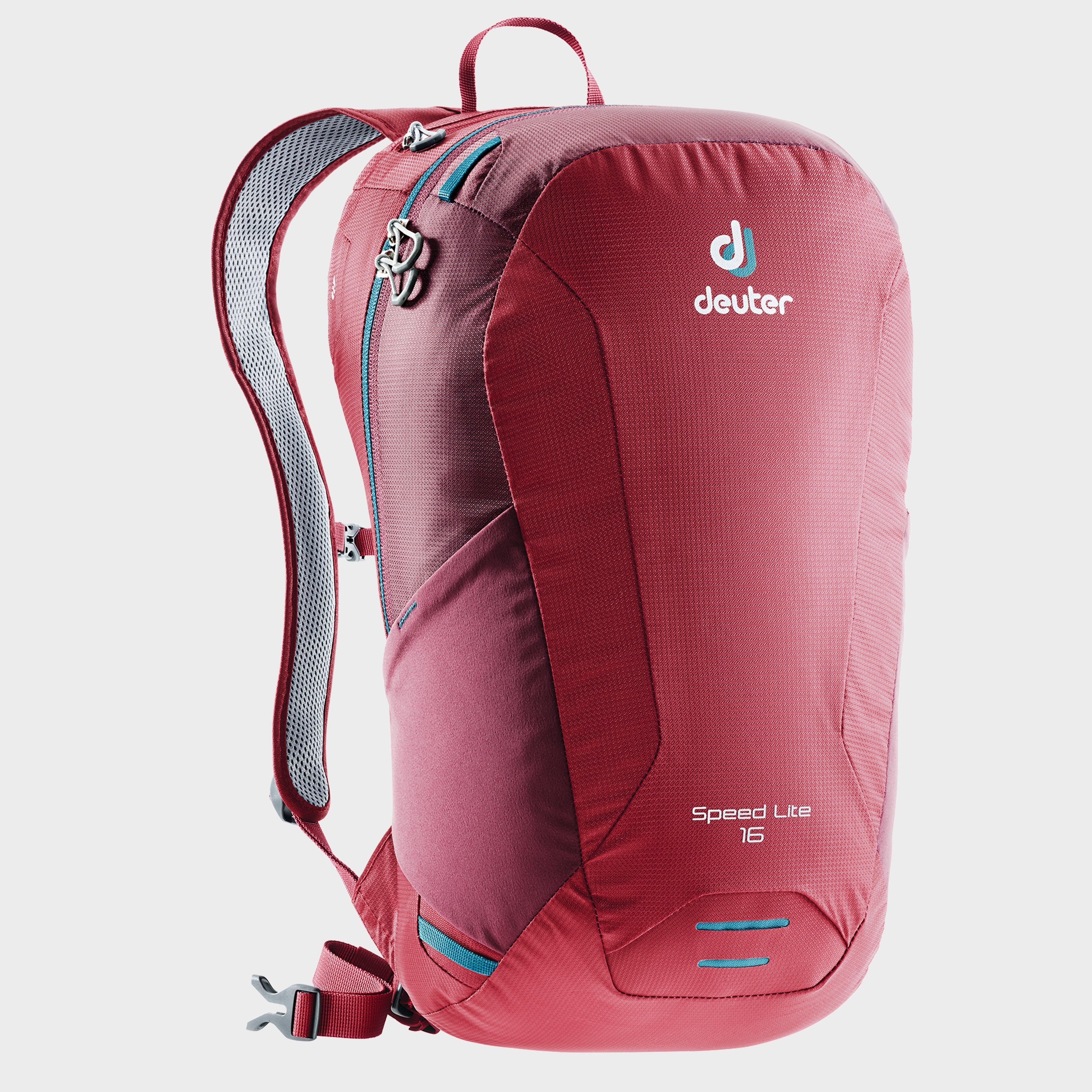Deuter Deuter Speed Lite 16 Daypack - Red, Red