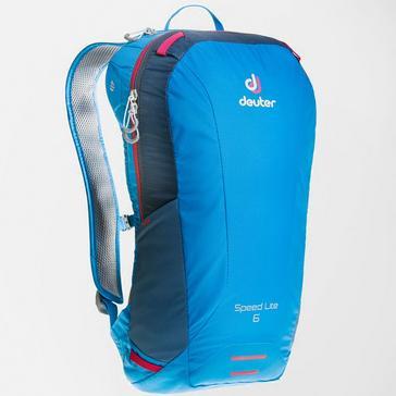 Blue Deuter Speed Lite 6 Pack