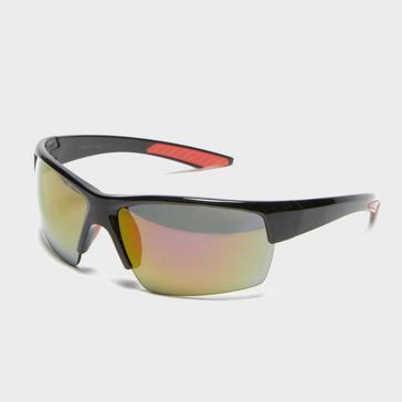 Black Peter Storm Men's Polished Sunglasses
