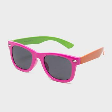 Pink Peter Storm Girls' Multi-coloured Sunglasses