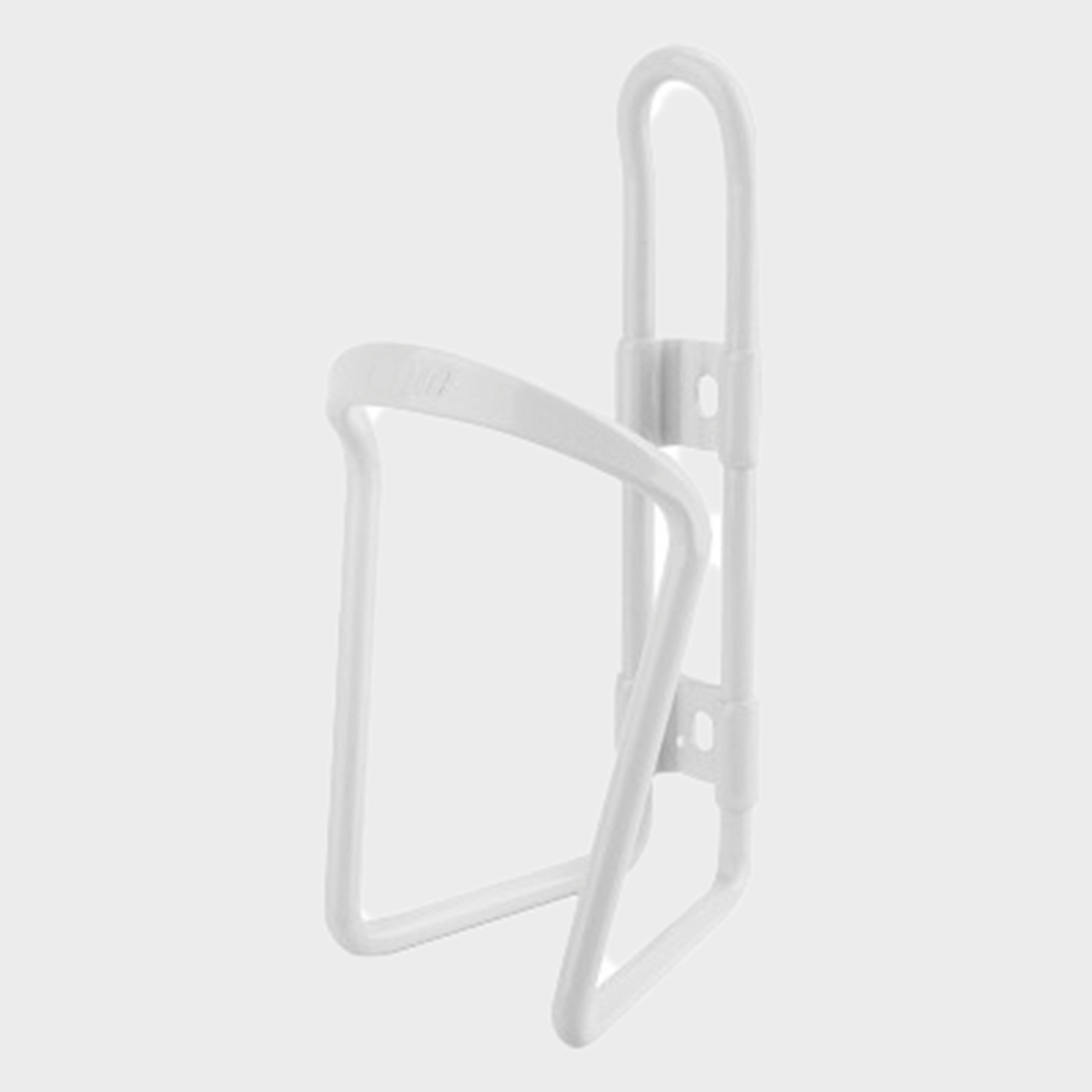 Delta Delta Alloy Bottle Cage - White, White