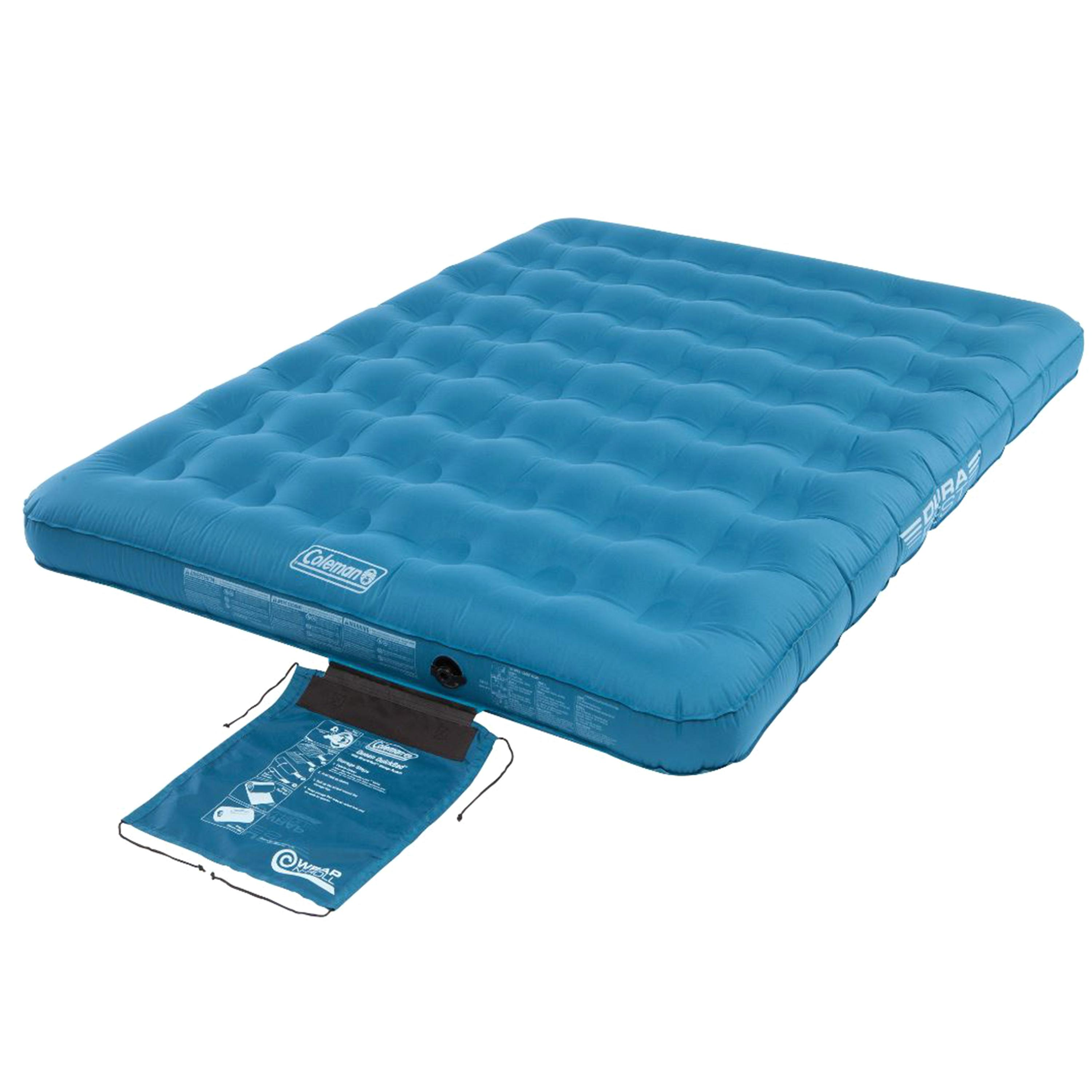 Coleman Durarest Double Airbed Blue
