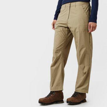 0c170a0e39e Beige PETER STORM Women s Ramble Trousers (Short) ...