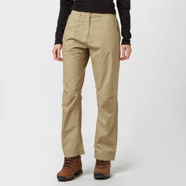 40cdb382f9f Beige PETER STORM Women s Ramble Trousers (Regular) ...