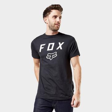 Black Fox Legacy Moth Short Sleeved Tee