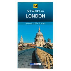 AA 50 Walks In London