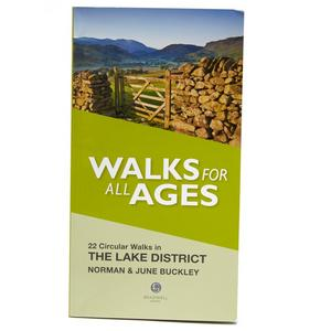 BRADWELL BOOKS Walks For All Ages - The Lake District