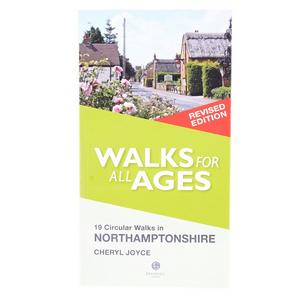 BRADWELL BOOKS Walks For All Ages - Northamptonshire (Revised Version)