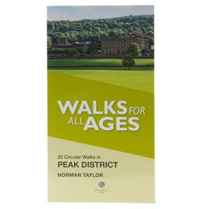 BRADWELL BOOKS Walks For All Ages - Peak District