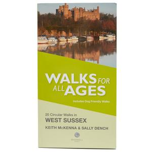 BRADWELL BOOKS Walks For All Ages - West Sussex