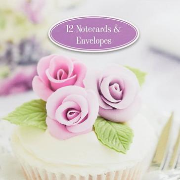 Multi Gifted Cupcake Notepad and Envelope