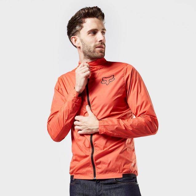 Fox Head Men/'s Attack Wind Lightweight Packable MTB Jacket