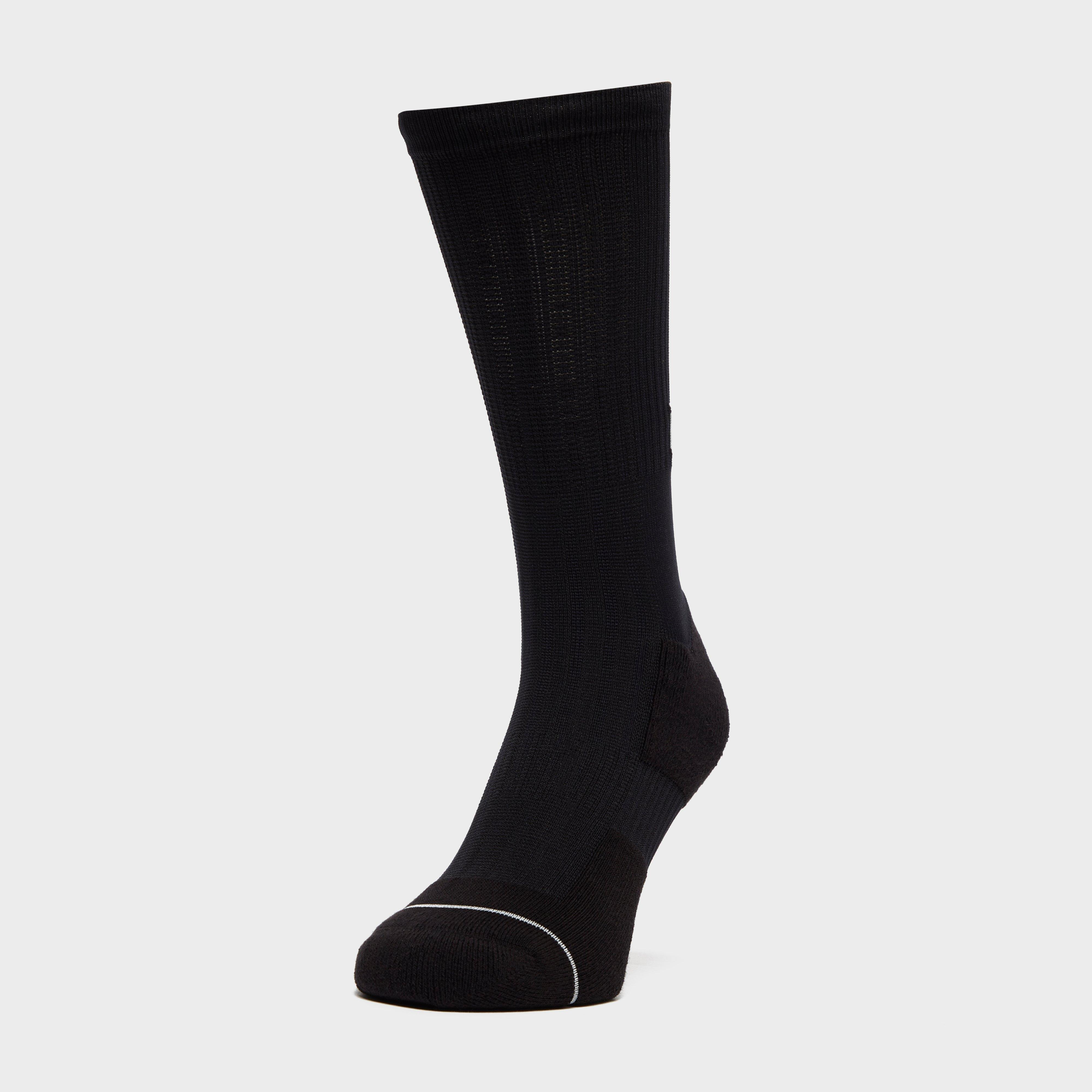 "FOX Fox 8"" Trail Cushion Sock - Black, Black"