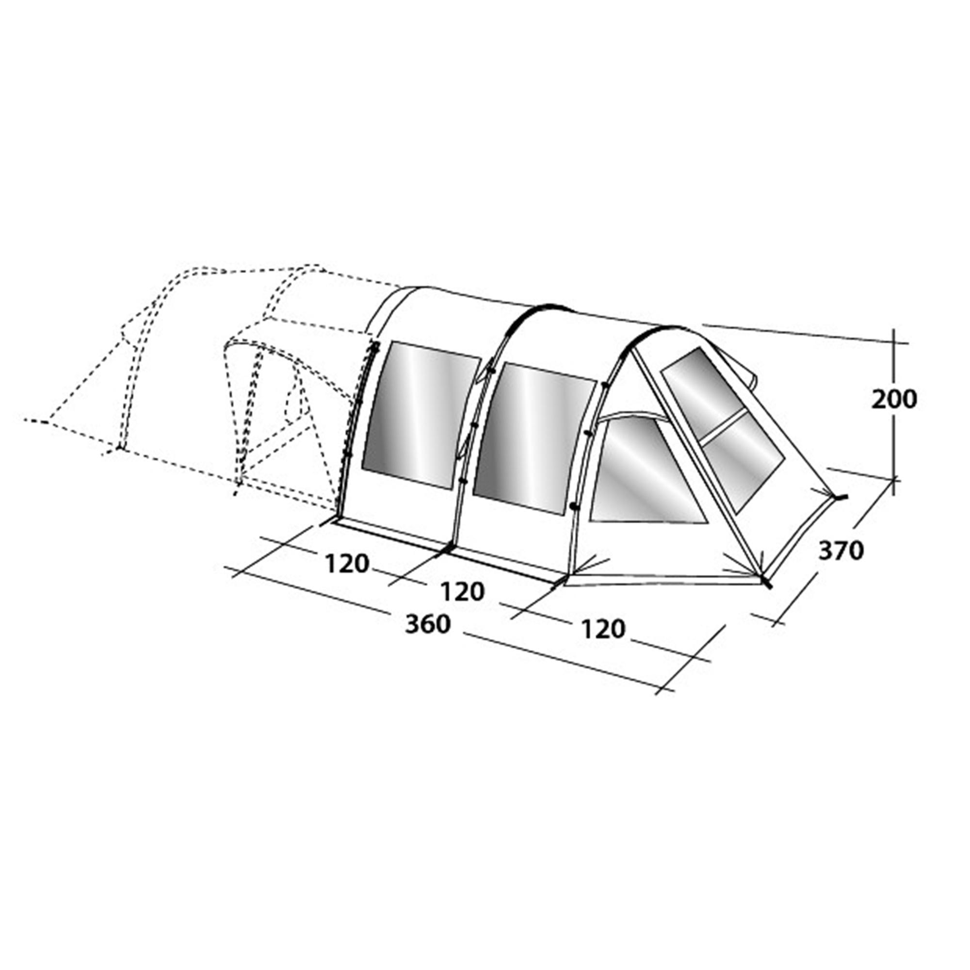 OUTWELL Nevada M Awning  sc 1 st  Millets & OUTWELL Nevada M Awning | Millets