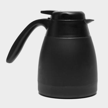 Black Outwell 0.6L Aden Vacuum Flask
