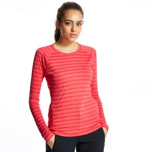 BERGHAUS Women's Stripe Long Sleeved Baselayer
