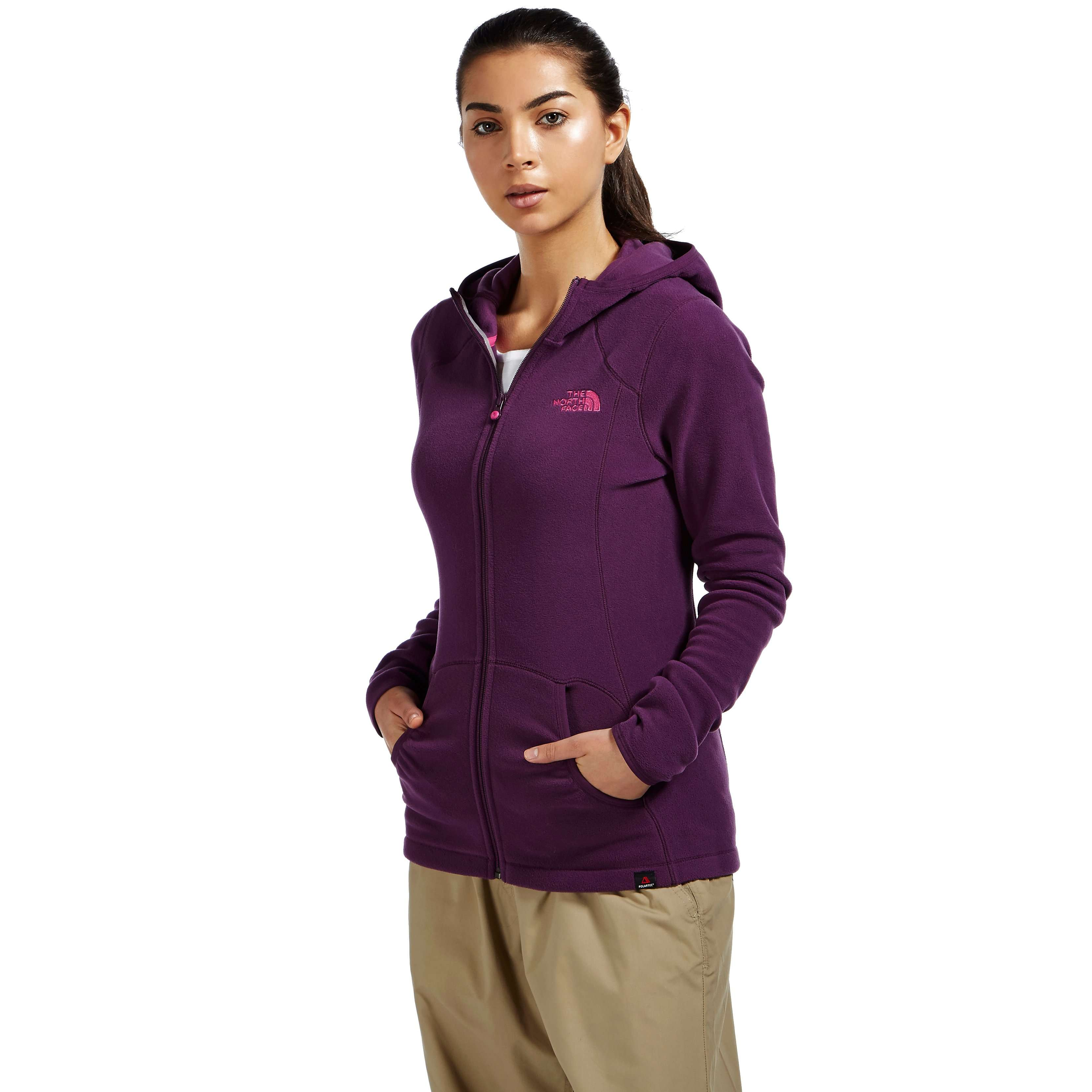 THE NORTH FACE Women's Masonic Full Zip Fleece Hoodie