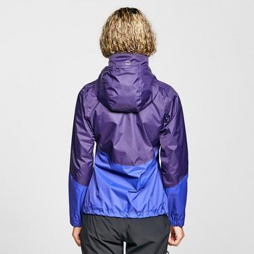 Blue Berghaus Orestina Panel Lightweight Jacket