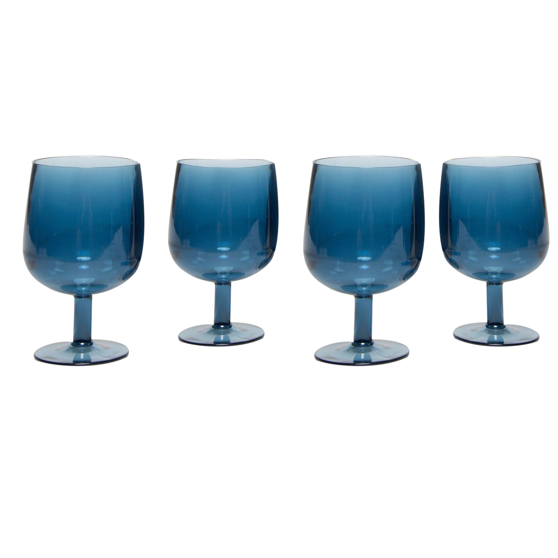 EUROHIKE Summer Fête - Pack Of 4 Wine Glass