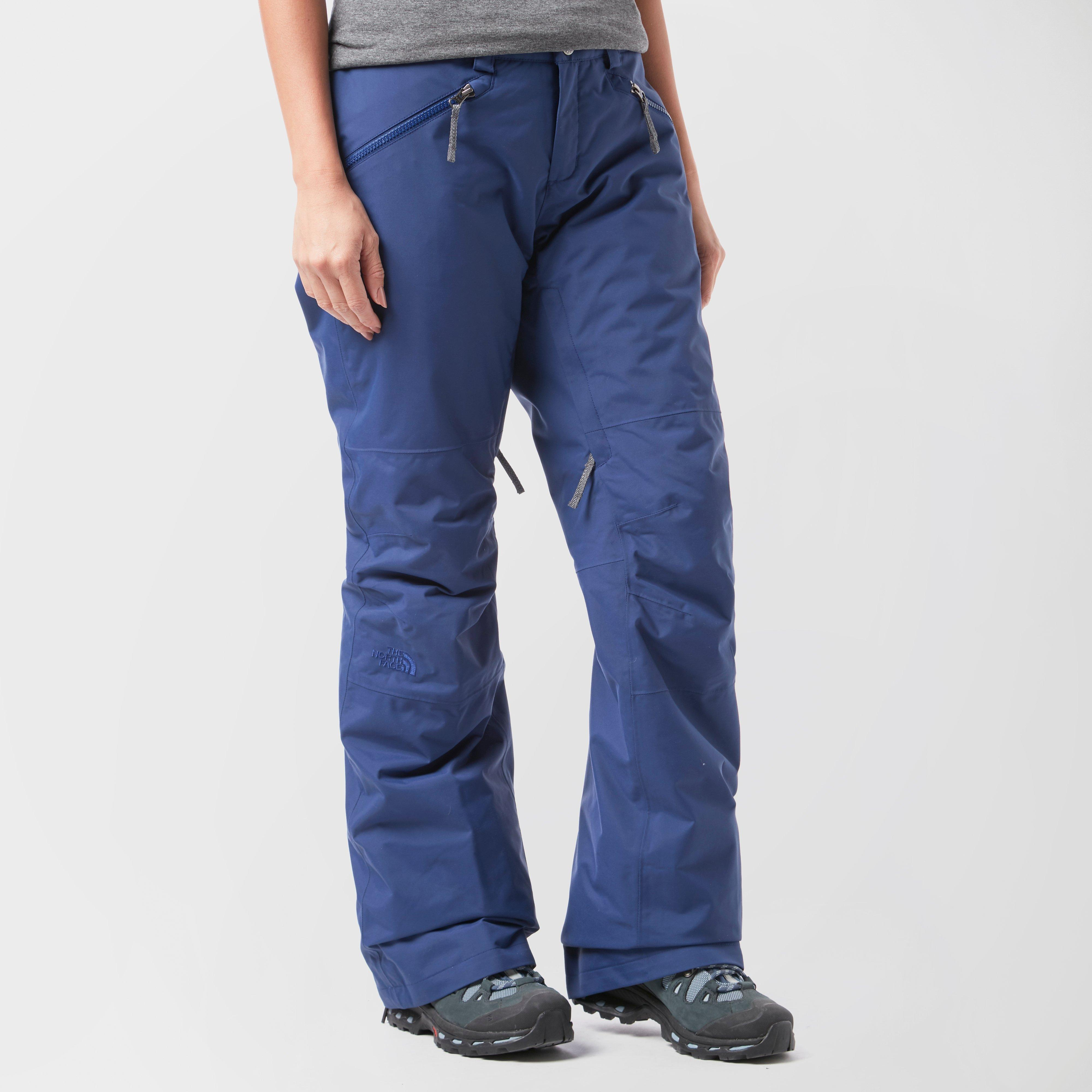 The North Face The North Face womens AboutADay Ski Pants - Blue, Blue