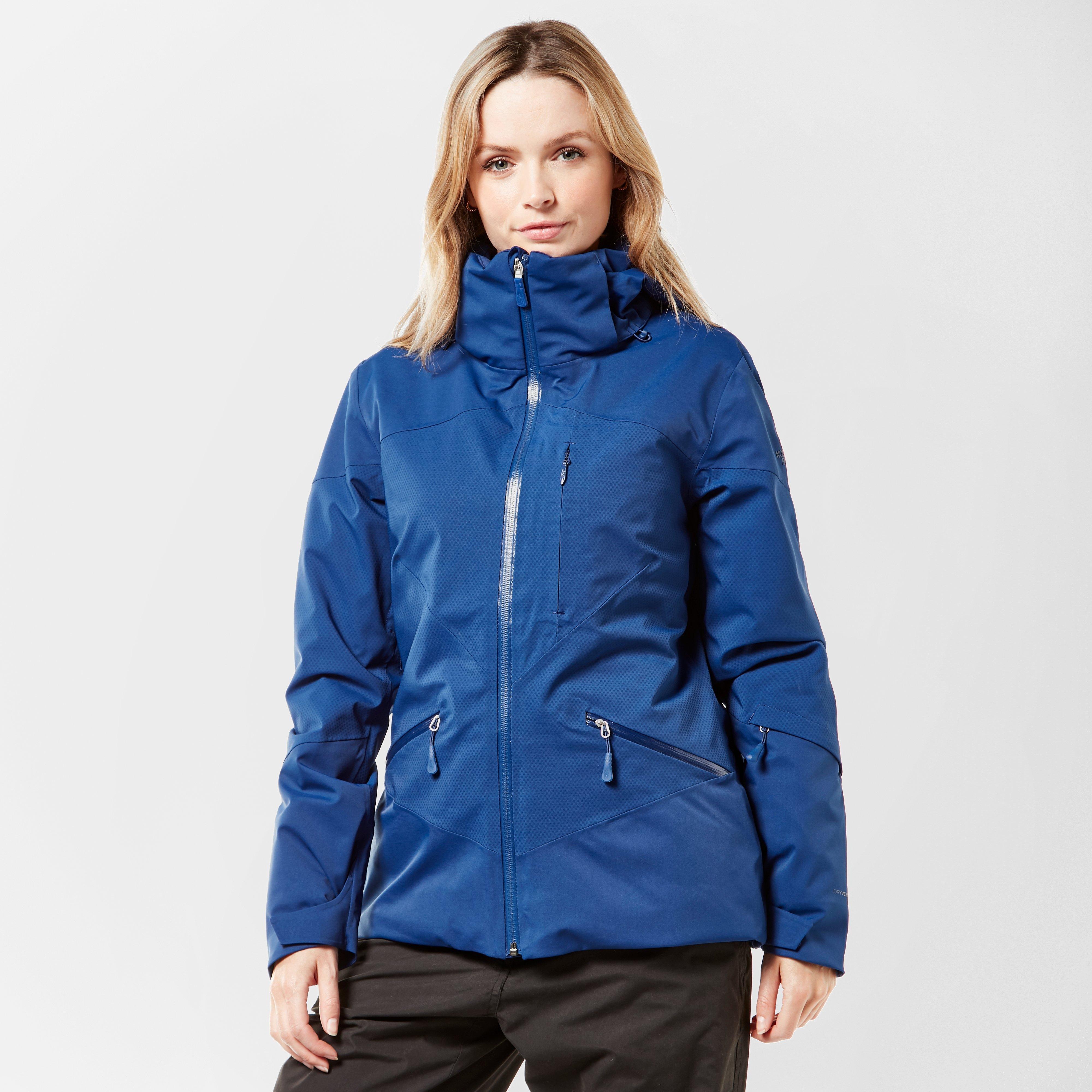 The North Face Women's Lenado Jacket - Blu/Blu, Blue