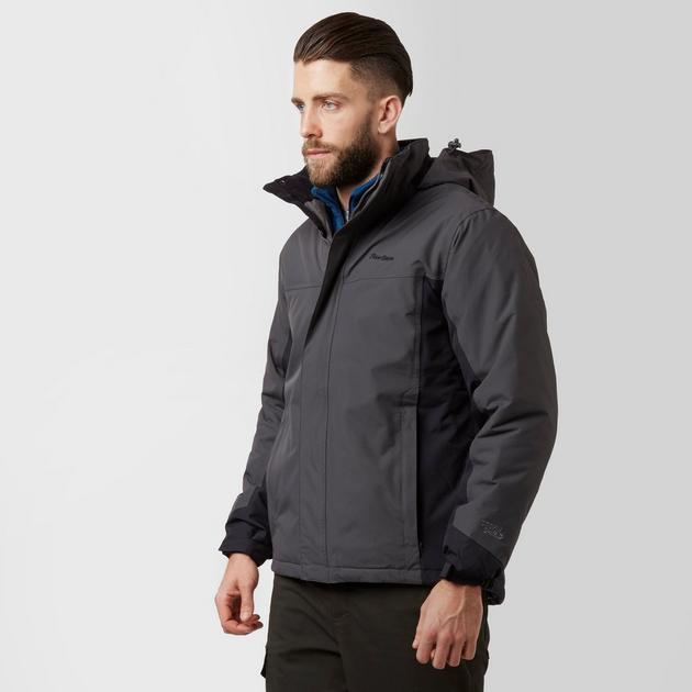 Men's Insulated Panelled Jacket