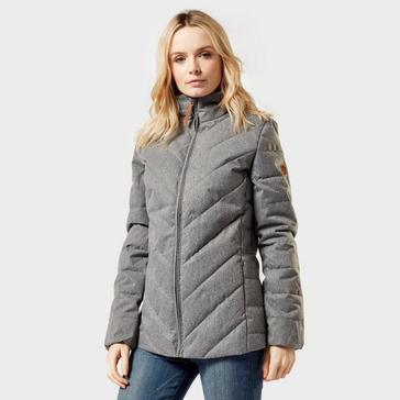 Grey|Grey Hi Tec Women's Alice Jacket